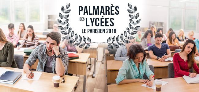 57f3e4402c113e Classement des Lycées Paris, Palmarès des Lycées 2018 - Le Parisien Etudiant