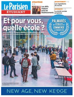 orientation ecoles 11e édition du Palmarès des Ecoles de Commerce du Parisien Ce mardi 14 mai - Le Parisien Etudiant publie la version 2019 de son Palmarès des Grandes Ecoles de Commerce ecoles de commerce, grandes écoles de commerce, grade master ecole business school, ecole management,