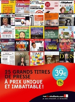 rue des etudiants la meilleure presse magazine au meilleur prix pratique le parisien. Black Bedroom Furniture Sets. Home Design Ideas