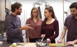 Idee Recette Etudiant.Cook Ta Coloc Les Idees Recettes Speciales Pour Etudiants