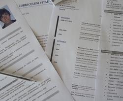 cv en ligne pour recruteur Comment les recruteurs analysent votre CV   Exemple de CV   Le  cv en ligne pour recruteur