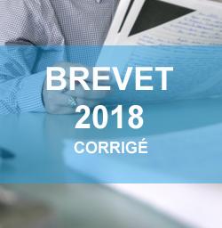 Brevet 2018 Le Corrige De L Epreuve De Francais 1ere Et