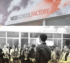 orientation ecoles Ecoles du Numérique - Première rentrée pour la WebSchoolFactory Pour vous former aux métiers du numérique (marketing, ecommerce, webdesign...) : de plus en plus d'écoles ouvrent leur portes. ecole internet, ecole informatique, ecole metier numerique web school factory