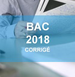 Bac 2018 Les Corriges De Mathematiques Corriges Du Bac