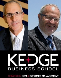 orientation ecoles Kedge Business School : un nouveau géant des écoles de commerce est né What is Kedge ? Interview de Bernard Belletante et Philip McLaughlin kedge, nouvelle ecole kedge, ecole de commerce kedge