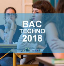 bac techno 2018 les sujets de math 233 matiques bac 2018
