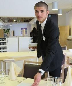 En cuisine ou en salle les apprentis ont assur - Formation alternance cuisine ...