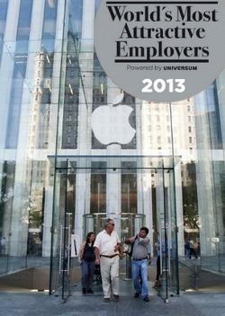 stages-jobs  Le Top 10 des employeurs qui font rêver les étudiants en 2013 Google, IBM, Microsoft, Apple... sont les employeurs en tête du classement ! employeur, recruteur, entreprises qui font rêver les étudiants, jeunes diplomes, google recrutement 2013