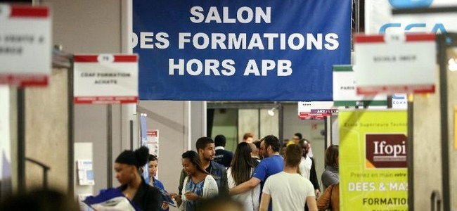 Pourquoi les tudiants s 39 inscrivent hors apb apb for Salon apb paris