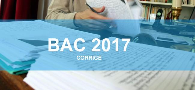 Bac 2017 les corrig s de philosophie corrig s du bac for Resultat examen taxi 2017 chambre des metiers