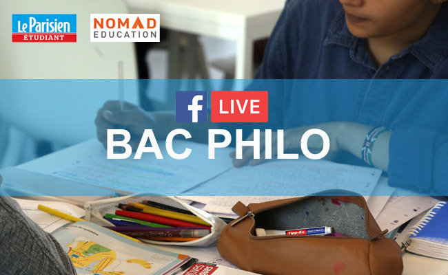 bac philo 2017 questions r ponses et r visions en facebook live bac 2018 le parisien. Black Bedroom Furniture Sets. Home Design Ideas