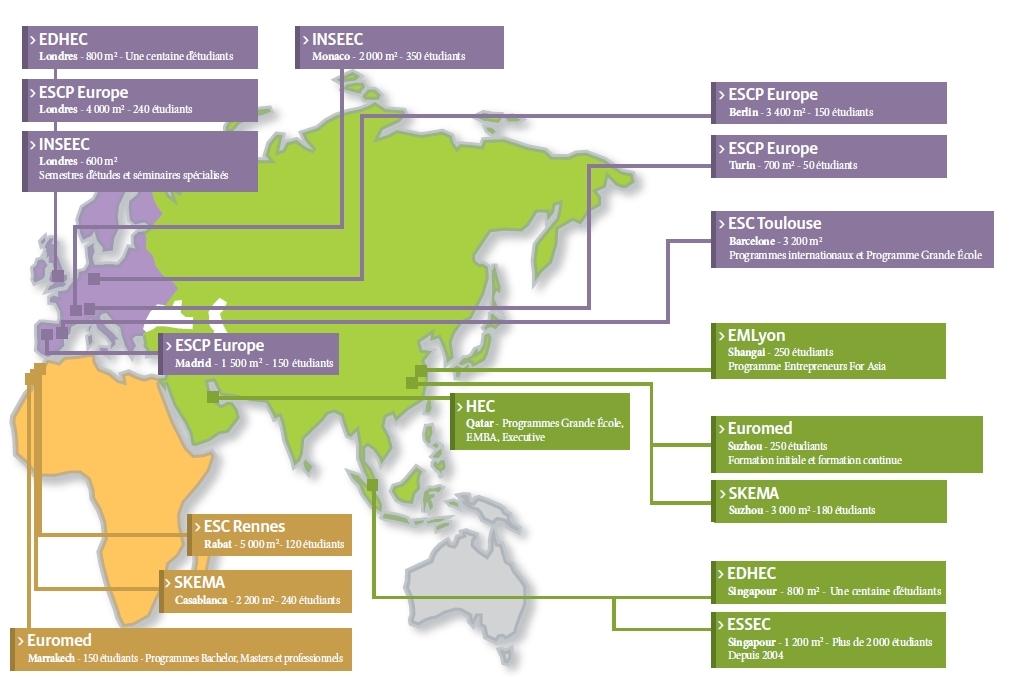 carte etudiant a l'etranger