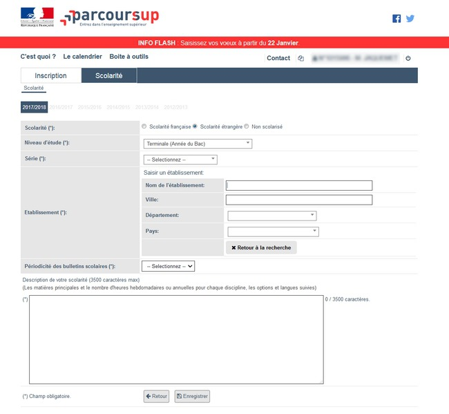 calendrier parcoursup   inscription  dates et  u00e9tapes  u00e0 respecter - parcoursup