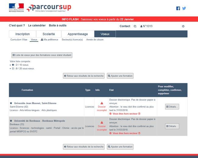 parcoursup   10 questions  r u00e9ponses pour comprendre le nouveau site d u0026 39 inscription post