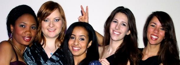 Sarah et ses amies de la Fac, la diversité est de mise
