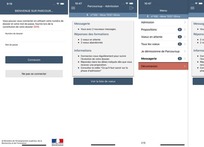 parcoursup   l u0026 39 application mobile qui vous permet d u0026 39  u00eatre alert u00e9 - parcoursup