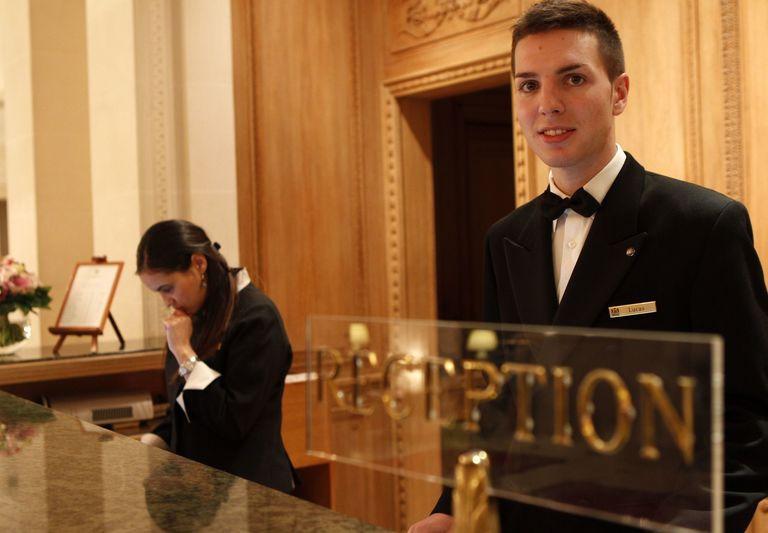 Place aux m tiers digitaux dans l 39 h tellerie et la for Salon hotellerie restauration paris