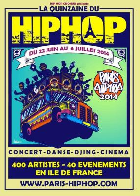 Paris Hip-Hop