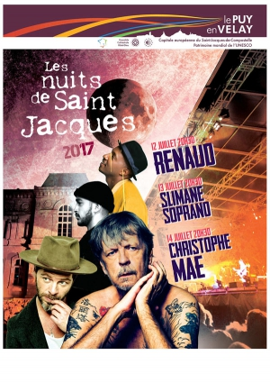 Renaud festival les nuits de saint jacques kiosque du for Le jardin henri vinay