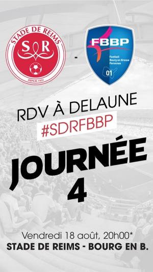 Stade de reims bourg en bresse 01 domino 39 s ligue 2 - Chambre de commerce bourg en bresse ...