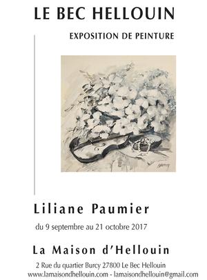 Exposition De Peinture Emotions  La Maison DHellouin Le Bec