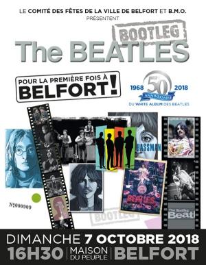 THE BOOTLEG BEATLES   MAISON DU PEUPLE, BELFORT, 90000   Sortir à