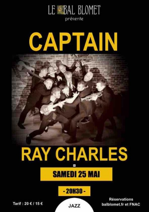 CAPTAIN - RAY CHARLES