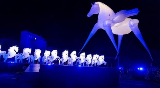 31 d cembre la grande parade de deauville annul e plusieurs lieux et dans les rues de - Idee reveillon 31 decembre ...