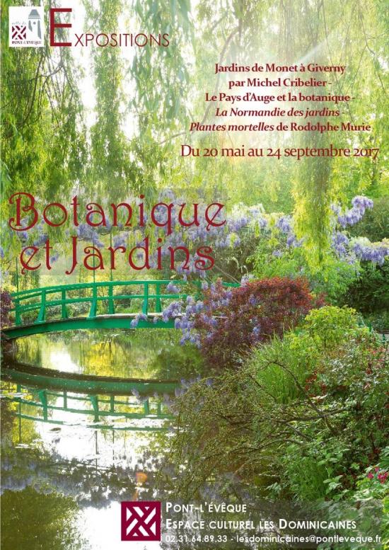 Botanique et jardins nuit des mus es 2017 espace for Culture des jardins