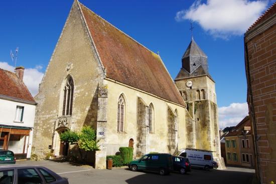 Visite libre de l 39 glise saint germain d 39 auxerre for La quincaillerie saint germain