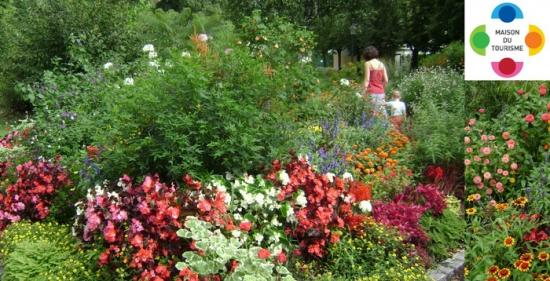 Flanez Au Jardin Anglais De Vesoul Journees Du Patrimoine 2017