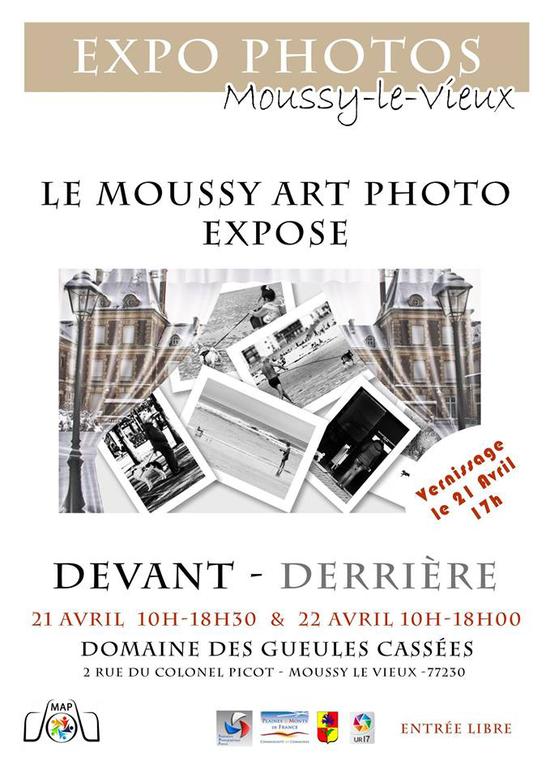 Flyer   Exposition photographique