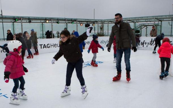 patinoires de noel paris 2018 Patinoires à Paris   Champs de Mars, Charléty, Ile de France  patinoires de noel paris 2018