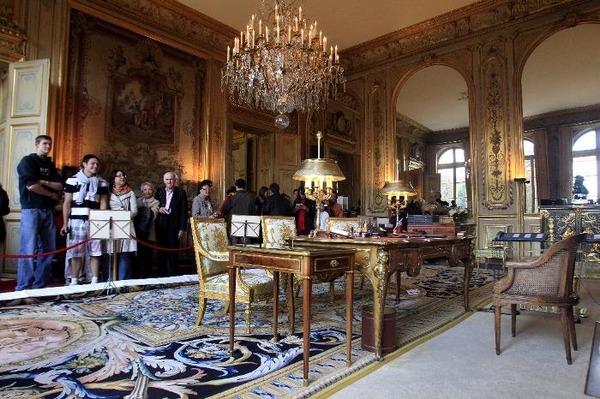 Palais de l 39 elys e journ es du patrimoine 2018 palais - Bureau de service national du lieu de recensement ...