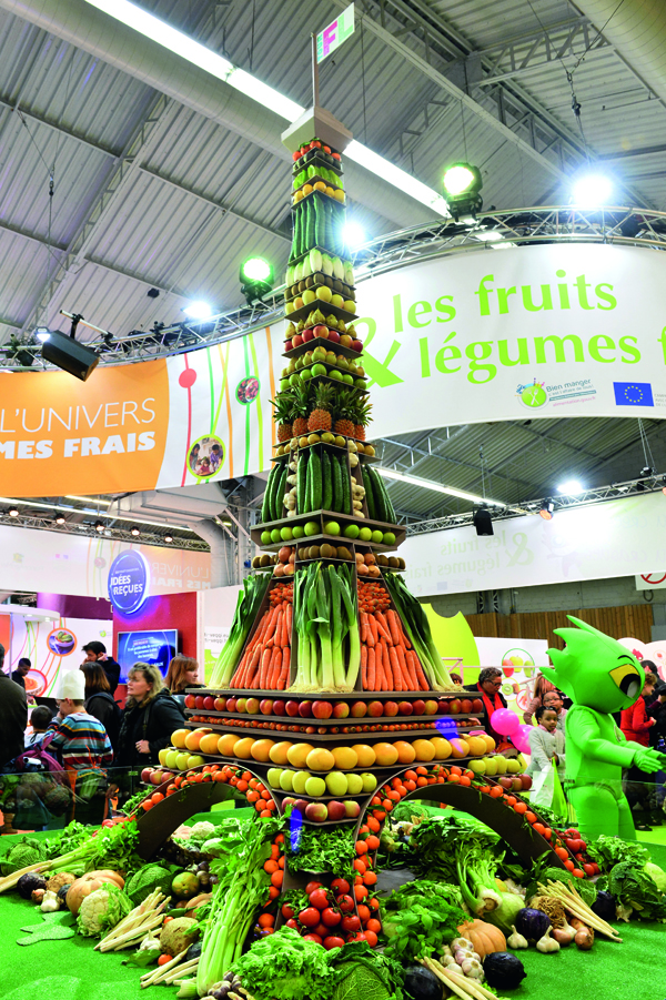 Salon international de l 39 agriculture 2016 parc des - Midi en france salon de l agriculture ...