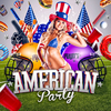affiche AMERICAN PARTY (Billboard Hot 100) : Entrée Gratuite