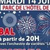 Festivités du 14 juillet à Chilly Mazarin