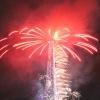 La Tour Eiffel s'embrase le 14 juillet - Croisière sur la péniche La Sans Souci