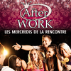 affiche L'after work rencontre du mercredi