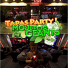 affiche AFTER WORK TAPAS PARTY et MOJITOS GEANTS