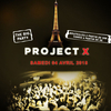 affiche PROJET X THE FAMOUS BIG PARTY