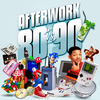 affiche AFTERWORK 80 vs 90 (Happy Hour Non-Stop) ENTREE GRATUITE