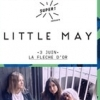 affiche LITTLE MAY + GUEST