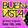 affiche MUSICA CUBANA fete de la musique