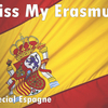 affiche KISS MY ERASMUS @ LONG HOP