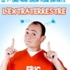 affiche L'EXTRATERRESTRE