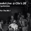 Soirée Fight For The Mic (karaoké live)