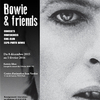 affiche Bowie&friends