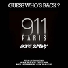affiche Resto & Club '911 Paris', Dope Sunday !