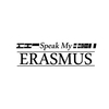 affiche SPEAK MY ERASMUS